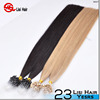 Italian Keratin Glue trade assurance 100% real hair full cuticle remy 2g 1g micro beads hair extentions