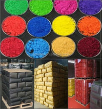 synthetic iron red/yellow/orange/brown/green/blue for paving brick/pavement/paving stone/concrete