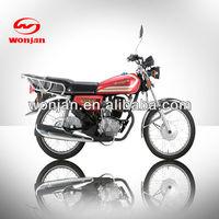4-stroke 125cc street autobikes /hot model motorbike(WJ125-C)
