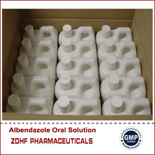 poultry antibiotics Albendazole Suspension for horse
