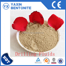 bentonite in well oil drilling mud