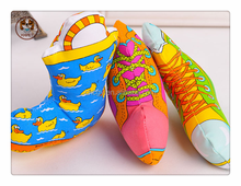 The shoes dog toy chewing dog toys/pet products stuffed plush dog toy