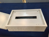 2015 protect equipment case type electric box metal MCB box for circuit breaker