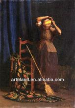 A portrait of worker/famous portraits of women paintings