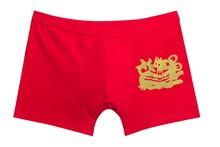 12 Lunar New Year cheap Men's Underwear print