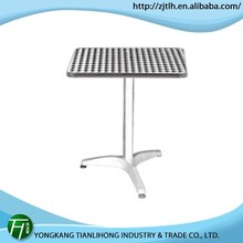best quality new design office stainless steel table
