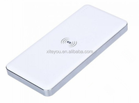 Wireless Powerbank, capacity OEM 10000~20000mAh, factory direct delivery