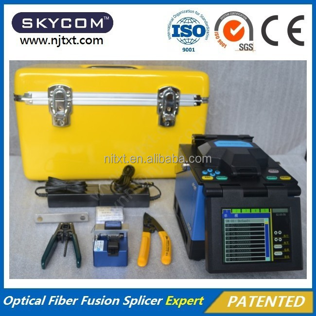 China Nanjing Skycom T-107FTTH Optical Fiber Splitter Cable Splicing Tools