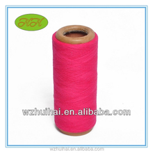 Ne:20s/1 polyester cotton yarn various colors