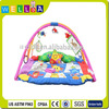 2015 hot sale high quality educational baby paly mat with side