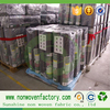 Agriculture wholesale fabric roll, polypropylene nonwoven fabric, grass mat fabric