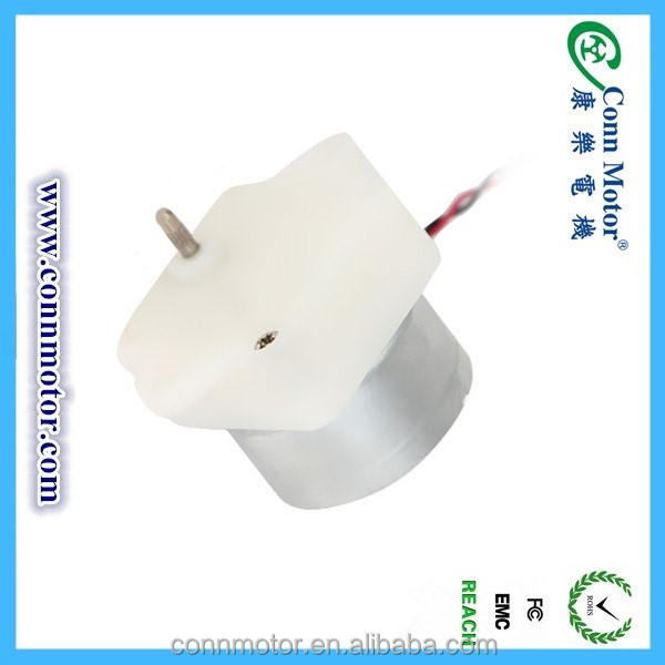 Factory in Ningbo China High reflective 12v/24v pmdc motor for industrial
