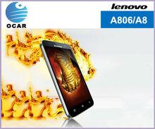Original Lenovo A806 A8 5'' MTK6592 Octa Core Dual sim Camera 5/13.0MP 2G RAM 16GB ROM Android 4.4 IPS 4G Cell phone
