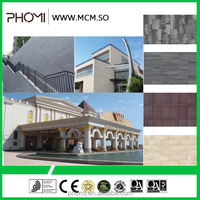 Chinese Products Wholesale breathability durability safety Waterproof flexible natural stone slate