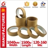 Temperature-resistance thread water activate kraft tape