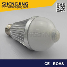 High cost-effective E27 holder 7w smart led bulb