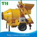 Venda quente! Misturador concreto portátil preço, motor elétrico misturador de cimento