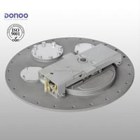 "20"" Aluminum Road Fuel Tanker Top Manhole Cover in European Standard"