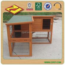2 story rabbit hutches DXR039