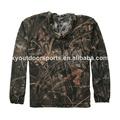 roupa de caça caça casaco e calças em estoque