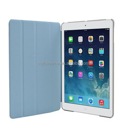 Factory direct wholesale leather case for ipad