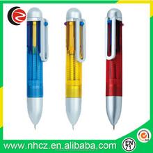 Mini Round Plastic Ballpoint Pen