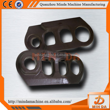 hardening ,quenching and tempering hollow pin chain