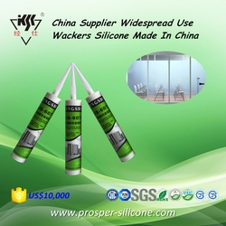 China Supplier Widespread Use Wackers Silicone Made In China