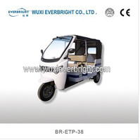 taxi passenger electric tricycle made in China