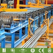 High Quality Steel Bar Shot blasting machine / Steel Bar Descaling Machine