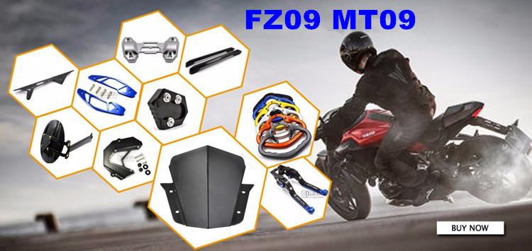 Yamaha MT09 promotion banner 01