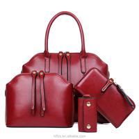 HFR-YB12601 lady fashion Picture a family of four handbag