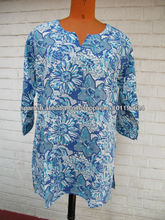 Blusas impresas | Blusa | Tops & Camisoles | Kuties | Tunics