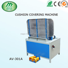 Maps Cushion covering machine AV-301A, Hot sale of filling machine with good price