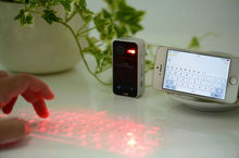 2015 Original Factory New arrive bluetooth laser projection virtual keyboard for samsung Iphone & smartphone with mouse function