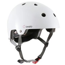 Risk prevented smart street bike helmet