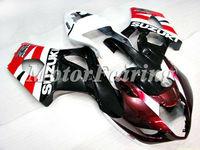 for suzuki gsxr1000 2003 bodykit K3 2003-2004 gsxr1000 fairing 03 04 gsxr1000 fairing gsxr1000 bodywork red black white