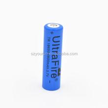 3.7Vli-ion battery rechargeable battery High Drain Ultrafire 18650 4800mAh battery