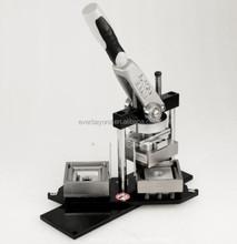 Square 50*50mm Fridge Magnet Making Machine