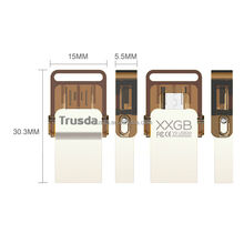 Low cost cheap usb drives bulk fast speed OTG multi function usb2.0 flash drive