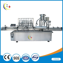 Juice / wine / water/ sauce / detergent /shampoo automatic filling line