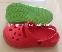 2015 nuovo semplice eva scarpe di giardinaggio sabot sandalo