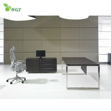 2015 Office table with MFC table top and side, PVC edge, with any color Office table Manufacturer