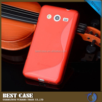 Cheap price tpu mobile phone cae for samsung j2 cover case