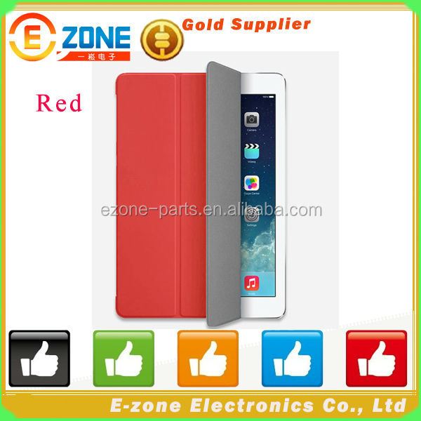 Super Slim for iPad mini 1/2 Smart Cover, High quality and Factory Wholesaling Price