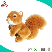Plush Toys Stuffed Toys Soft Toys Cute Squirrel