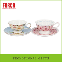 China Mnufacturer New Product Antique Coffee Cups And Saucers/Cheap Tea Cups And Saucers/Porcelain Tea Cups And Saucers