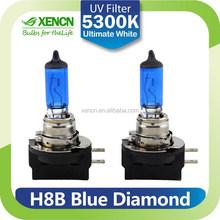 XENCN H8B 12V 35W 5300K Emark Xenon Look Halogen Quartz auto light