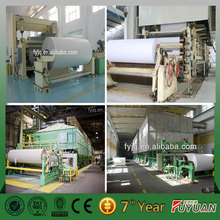 high performance a4 manufacturing machine price, a4 paper making machine for sale