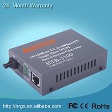 CE FCC RoHS ISO certificated Netlink media converter
